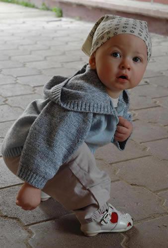 """Музыкальная открытка Ирма Сохадзе - """"Топ, топ, топает малыш"""""""